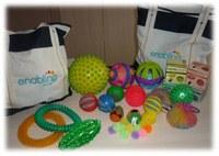 Логопедический набор «Терапевтические мячики»